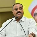 Atchannaidu warns YCP leaders to stop rubbish talks against Chandrababu