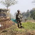 Pakistan Terrorists Ready in Border and BSF Alert
