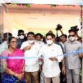 CM Jagan inaugurates Bapu Museum in Vijayawada
