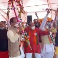 MP CM Sivaraj Singh Dance Video Goes Viral