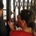 Republic TV reporter harasses Rhea Chakrabortys building watchmen