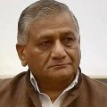 VK Singh sensational comments on farmers protests