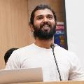 Vijay Devarakonda opines about Mumbai working style