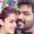 Love birds Nayanathara and Vignesh