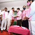 BJP leader Ravula Sridhar Reddy joins TRS