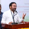 Kishan Reddy take a dig at Telangana government