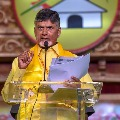 Chandrababu writes DGP on recent situations in state