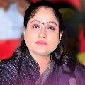 Vijayasanthi comments on CM KCR ahead of GHMC polls