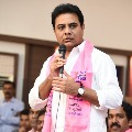 KTR welcomes Union Ministers to Hyderabad in a satirical way