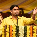 Lokesh said Pandits called chariot burnt a bad omen