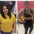 vidyullekha raman shares her photo