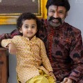 Balakrishna is With Grand Son Pic Viral