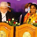 tamilisai takes oath as LieutenantGovernor of Puducherry