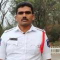 cyberabad police posts video