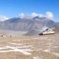 India and China disengagement at Pangong lake over