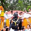 vijaya sai padayathra begins
