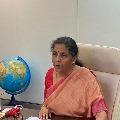 Nirmala Sitharaman says that she had no dreams and role models