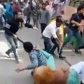 Chaos over chaat in UPs Baghpat as vendors clash over customers