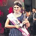 Khammam Lady Wins Misses India Runnerup