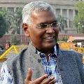 D Raja writes letter to Modi on Vizag Steel Plant