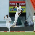 Ashwin reaches four hundred test wickets milestone