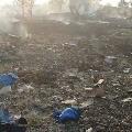 Huge explosion at a fireworks factory in Tamilnadu