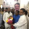 Former mlc Dilip Kumar joins BJP