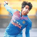 Telugu girl Arundhati Reddy selected for India T20 team