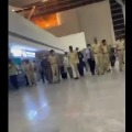 Chandrababu leaves Renigunta airport and off to Hyderabad