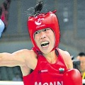 Medal Confirm for Marycom in Boxam Open Tourney