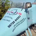 Architect Builds Jet Shaped Vehicle Names It Punjab Rafale
