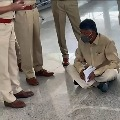 AP Police Officers Association condemns Chandrababu comments on AP DGP Gautam Sawang