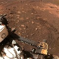 In a first Perseverance test drives on Mars