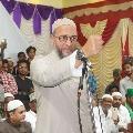 Asaduddin Owaisi comments on BJP