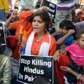 Five members of Hindu family in Pakistan killed with knives and axe locals in shock
