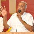 CPI Narayana slams YCP and BJP in Kadiri municipal election campaign