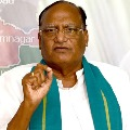 Gutha Sukender Reddy Hospitalised