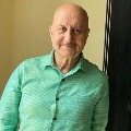 Anupam Kher in a Telugu movie after decades
