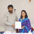 Bigg Boss fame Alekhya Harika appointed as TSTDC Brand Ambassador