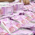 vijayawada police seize huge amount of cash amid municipal elections