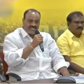 Atchannaidu strongly criticizes CM Jagan over Vizag Steel Plant issue