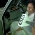 Attack on Mamata Banerjee in Nandigram