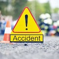 Two dead in an Accident in East Godavari dist
