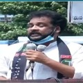 Actor Sivaji supports Vizag Steel Plant workers protests against privatisation
