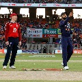 England win toss against India in first T20