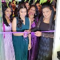 Roja attends beauty saloon opening ceremony
