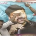 Vizag Steel Plant workers thanked to Chiranjeevi