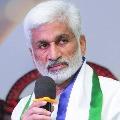 Vijayasai Reddy once again slams Chandrababu