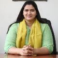TDP Mayor candidate Kesineni Swetha victorious in Vijayawada corporation