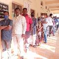 Graduate MLC polls concluded in Telangana